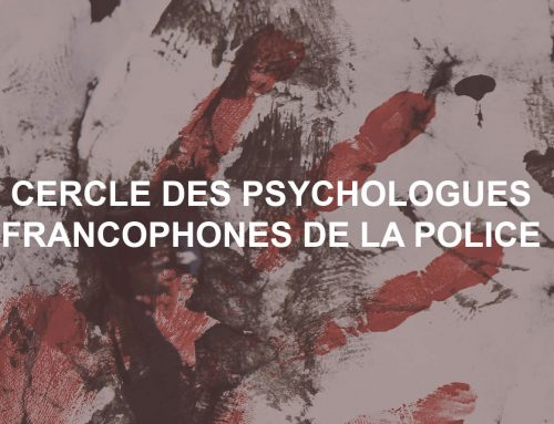 "Come meet Muvraline in Geneva during the conference of the ""Cercle des psychologues francophones de la police"""